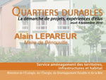 Intervention de Alain Lepareur