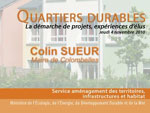 Intervention de Colin Sueur
